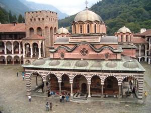 monasterio de Rila - viajes Bulgaria