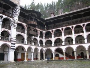 El monasterio de Rila - viajes Bulgaria UNESCO site