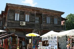 Nesebar viaje Bulgaria en la costa del mar Negro