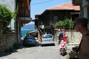 Nesebar Bulgaria viajes mar Negro viaje