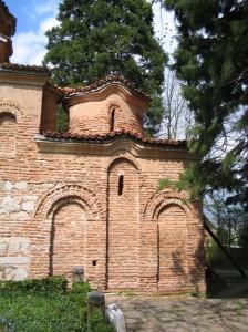 La iglesia de Boyana sofia