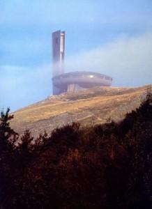 El Monumento Buzludja / Buzludzha