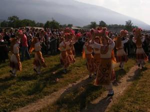 Festival de las Rosas tour