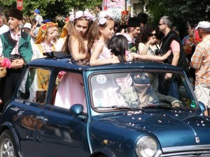 Festival de las Rosas Karlovo circuits bulgaria