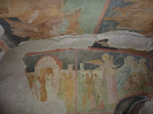 Las iglesias rupestres de Ivanovo