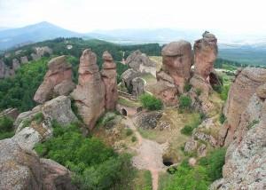 Las Rocas de Belogradchik