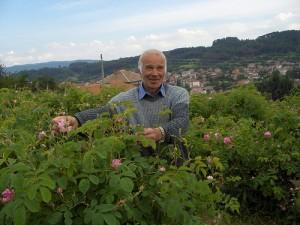 El Valle de las Rosas - Bulgaria